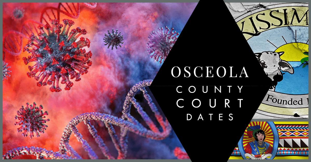 COVID-19 Osceola County County